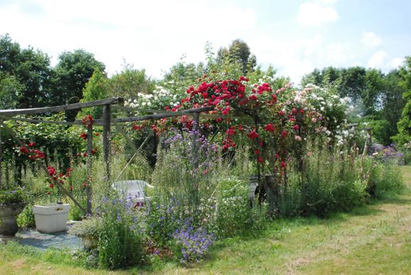 Rendez Vous aux Jardins 2018 -Le jardin de Marise