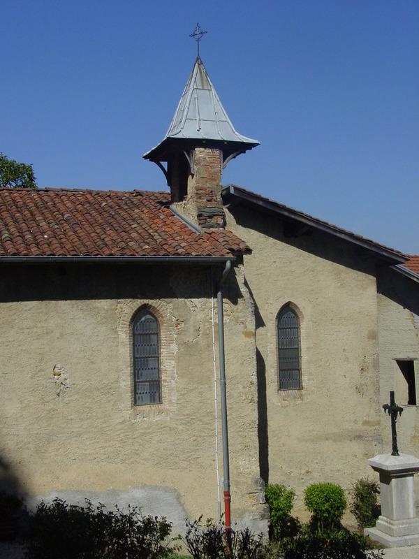 Journées du patrimoine 2017 - Visite de la chapelle de Grolée
