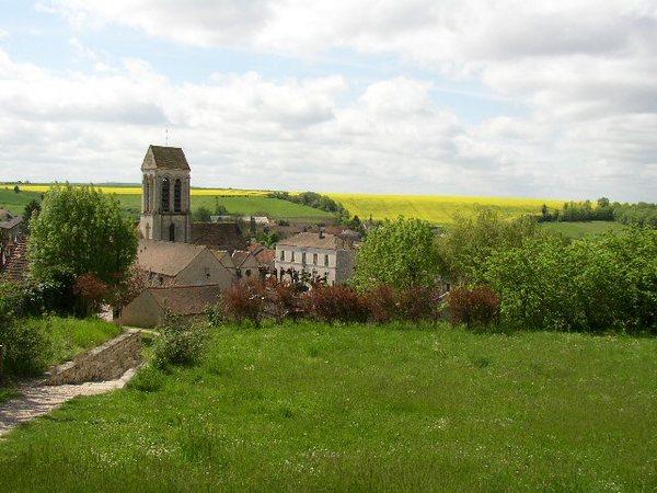 Journées du patrimoine 2017 - Circuit commenté dans le vieux village de Chavenay