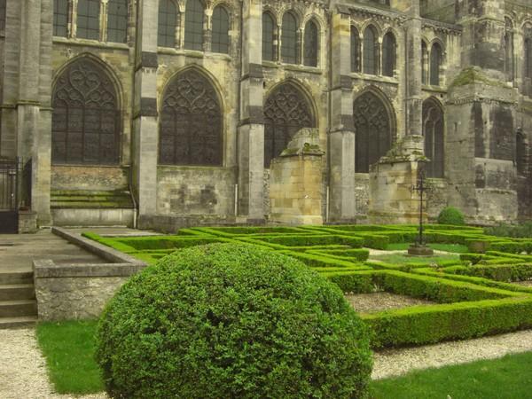 Rendez Vous aux Jardins 2018 -Jardin du Cloître de Notre-Dame en Vaux