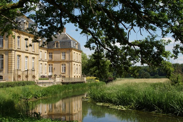 Crédits image : Château de Pange © libre de droits