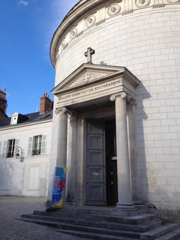 Crédits image : Église Réformée d'Orléans