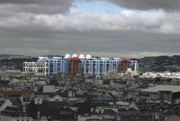 Journées du patrimoine 2017 - Le quartier Beaubourg : sur les traces du rêve culturel de Georges Pompidou