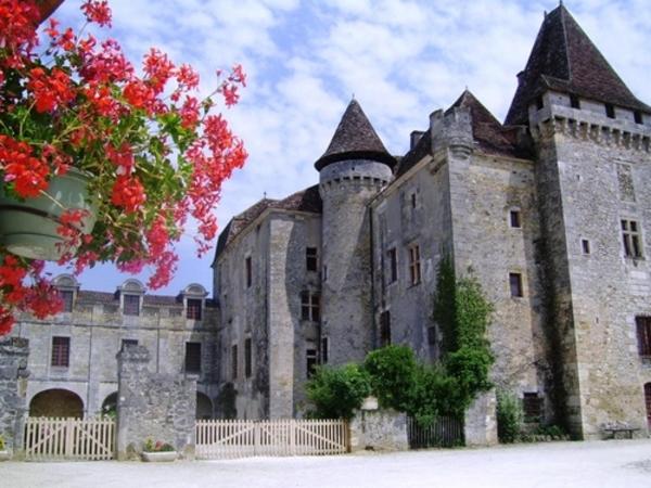 Crédits image : © Château de la Marthonie