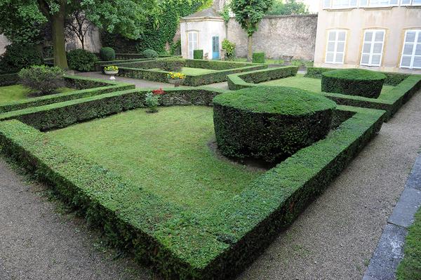 Journées du patrimoine 2019 - Visite libre du jardin de l'hôtel de Gargan
