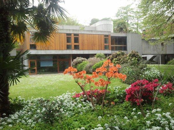 Journées du patrimoine 2017 - L'auberge de jeunesse de Brest: une architecture du XXème siècle