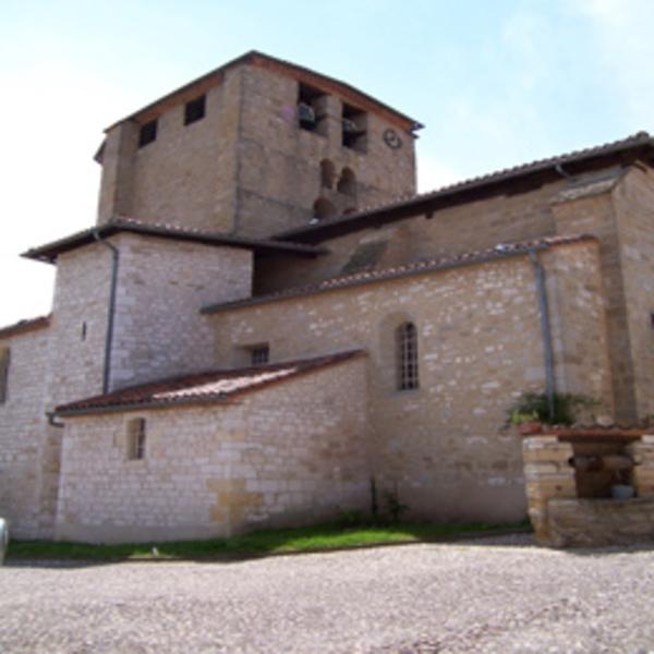 Journées du patrimoine 2017 - Visite guidée de l'église Notre-Dame de Dénat