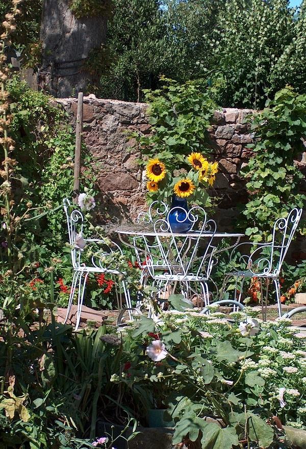 Rendez Vous aux Jardins 2018 -Le jardin de Bouquet
