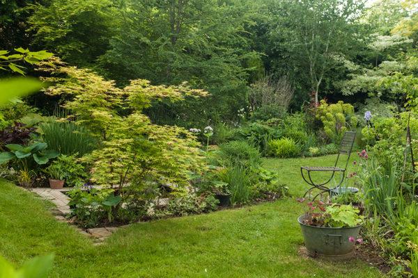 Rendez Vous aux Jardins 2018 -Le jardin du Vieux Pommier