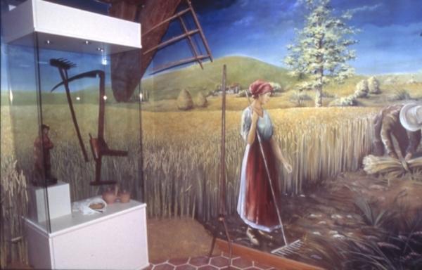 Journées du patrimoine 2019 - Musée du blé et du pain