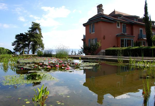 Rendez Vous aux Jardins 2018 -Jardins de l'eau du Pré-Curieux