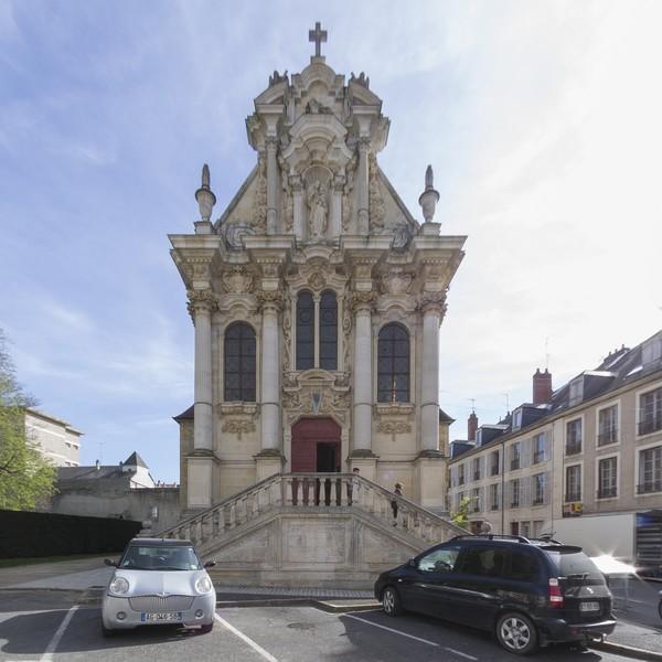 Journées du patrimoine 2017 - Portes-ouvertes de la chapelle Sainte-Marie