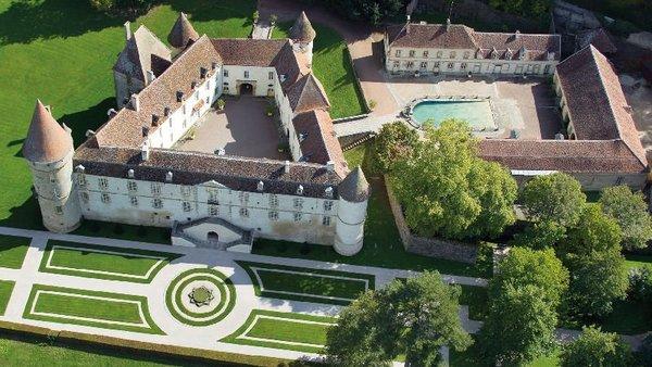 Crédits image : Château de Bazoches