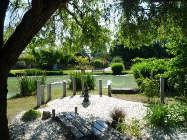 Rendez Vous aux Jardins 2018 -Jardin Dupré la Tour