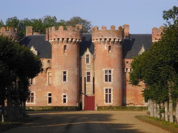 Crédits image : Château de Villebon