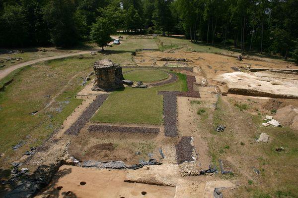 Journées du patrimoine 2017 - Découvrez les sanctuaires gaulois et romain d'Allonnes