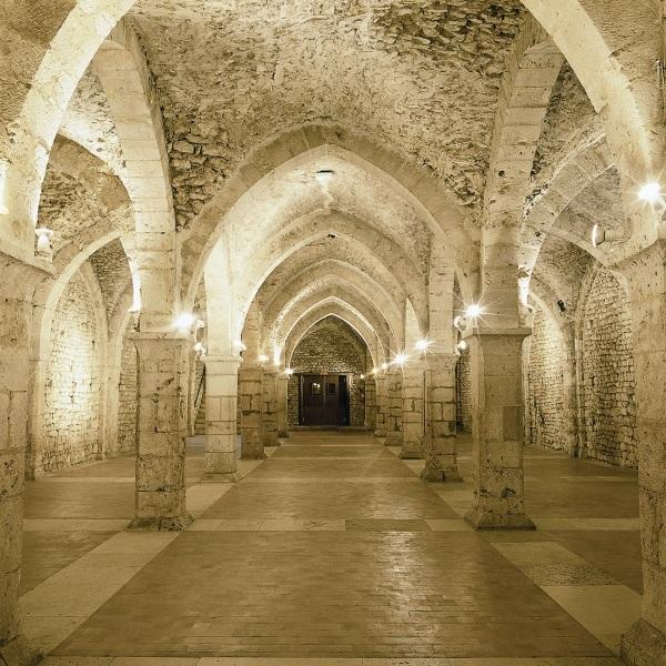 Journées du patrimoine 2017 - Visite libre du Caveau du Saint-Esprit