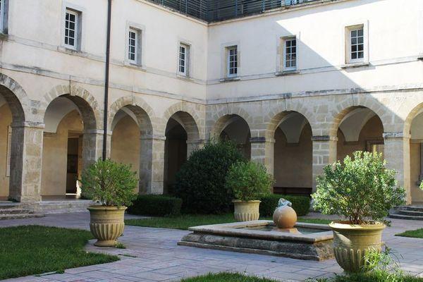 Journées du patrimoine 2017 - Université de Montpellier Faculté de droit
