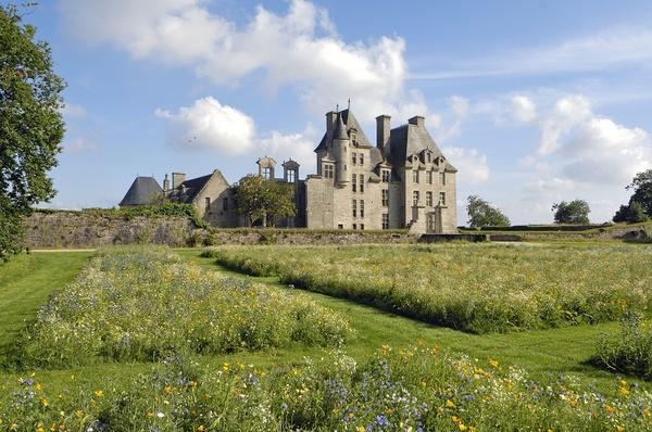 Rendez Vous aux Jardins 2018 -Château de Kerjean - Chemins du patrimoine en Finistère