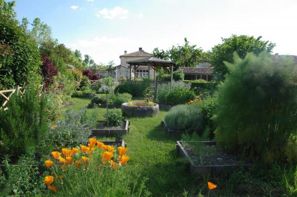 Rendez Vous aux Jardins 2018 -Jardins du Logis du Portal