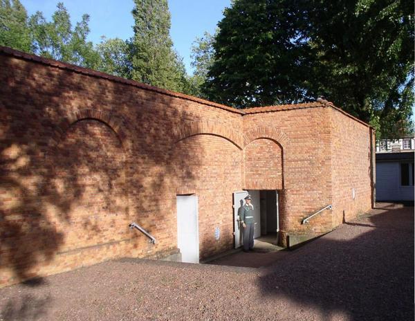 Crédits image : Bunker de commandement / Dominique Houwenaghel