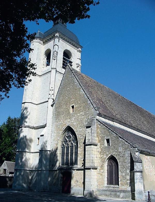 Crédits image : Paroisse Saint-Lubin