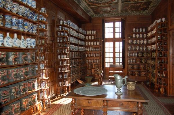 Journées du patrimoine 2018 - Visite de l'Hôtel-Dieu de Baugé et son apothicairerie