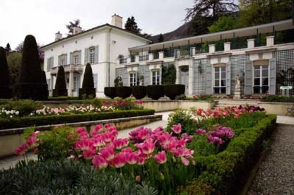 Rendez Vous aux Jardins 2018 -Jardin du musée Hébert