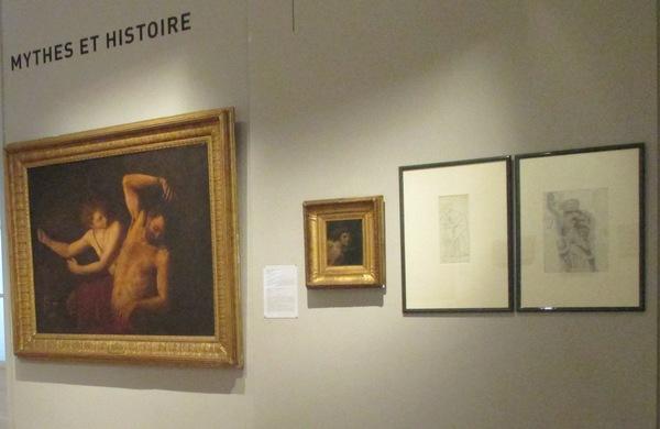 Journées du patrimoine 2019 - Découverte de portraits d'artistes du XVIIIe et du XIXe siècle