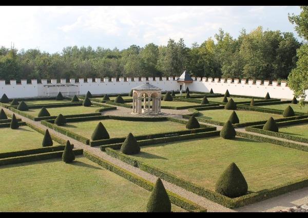 Rendez Vous aux Jardins 2018 -Jardin du château de la Bâtie d'Urfé