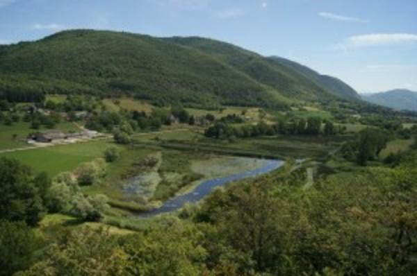 Journées du patrimoine 2018 - Découverte du patrimoine naturel à l'ENS du lac de Millieu.