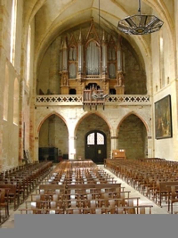 Journées du patrimoine 2017 - Visite guidée de l'abbatiale Saint-Volusien