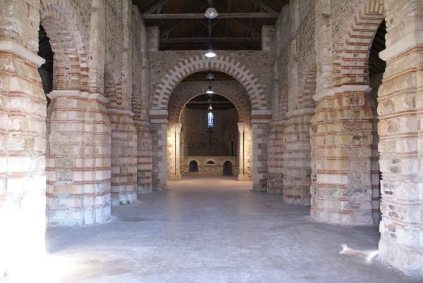 Journées du patrimoine 2017 - Visites du site de l'abbatiale