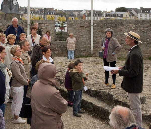 Journées du patrimoine 2017 - De Paris au cœur de la Bretagne au fil du temps