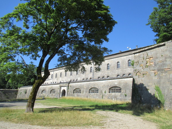 Journées du patrimoine 2017 - Découverte du Fort de Bregille