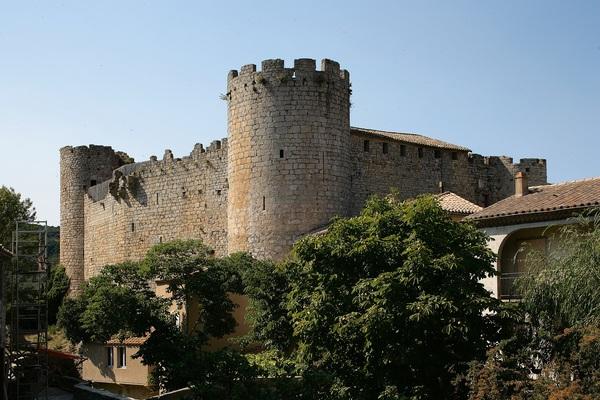 Journées du patrimoine 2017 - Château de Villerouge-Termenès