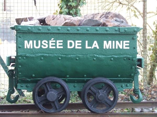 Journées du patrimoine 2017 - Visite guidée du musée de la Mine
