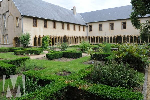 Crédits image : Les Récollets ©VDM (Ville de Metz)