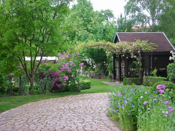 Rendez Vous aux Jardins 2018 -Le jardin de Marguerite
