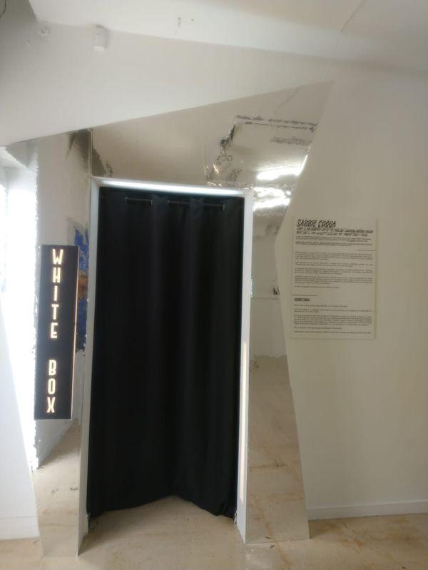 Centre Wallonie-Bruxelles I White Box