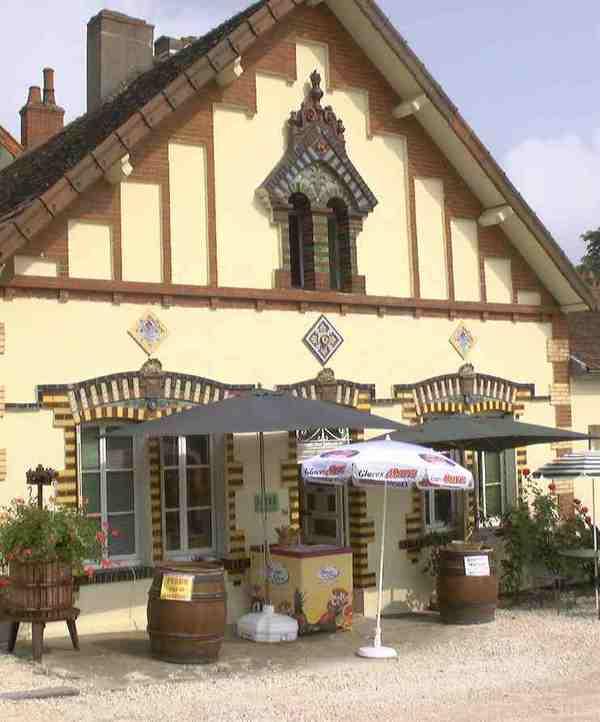 Journées du patrimoine 2017 - Visite de la confiturerie artisanale dans l'ancienne tuilerie Perrusson