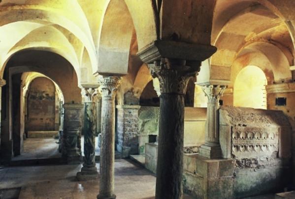 Journées du patrimoine 2017 - Visite libre des cryptes