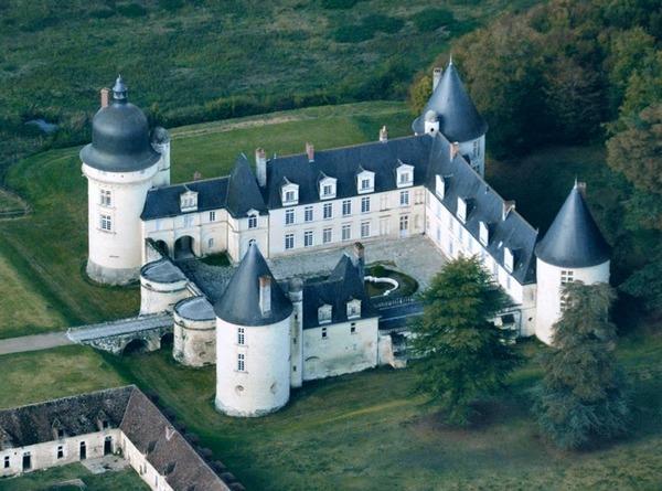Crédits image : Château du Gué-Péan