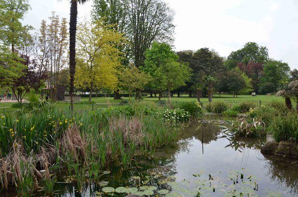 Rendez Vous aux Jardins 2018 -Parc Jouvet
