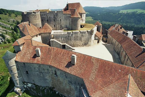 Journées du patrimoine 2017 - Visite guidée du Château de Joux