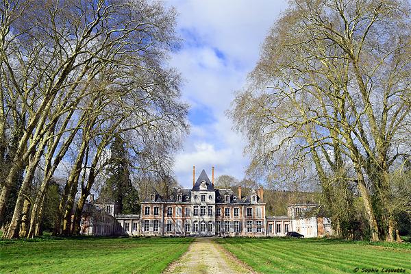 Crédits image : © Château de Pinterville