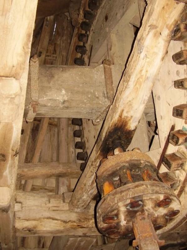 Journées du patrimoine 2017 - Un moulin vivant : le moulin à vent de Boisse