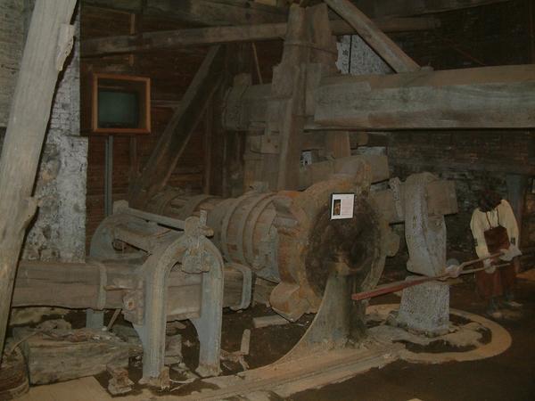 Crédits image : © Site-musée de la Grosse Forge