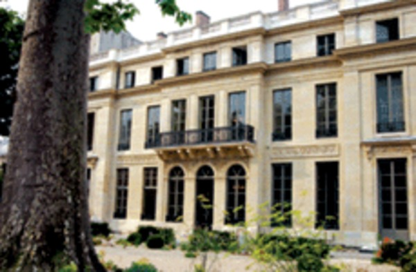 Journées du patrimoine 2018 - Sessions musicales à l'Hôtel de Rochechouart