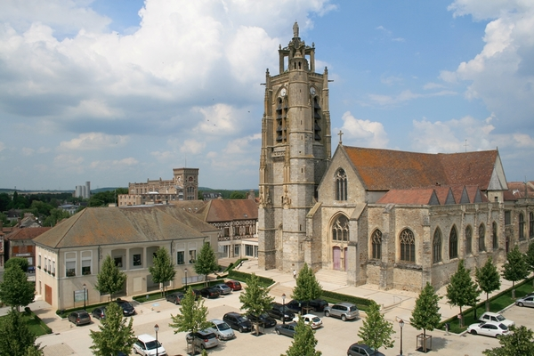Crédits image : mairie de Nogent-sur-Seine